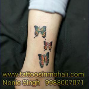 Tattoo Design Maa Paa Tattoo Bebe Bapu Tattoo Tattoo Artist In Mohali